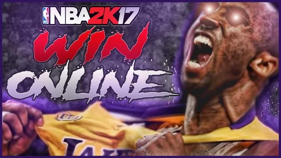 NBA 2K17 Tips Win online