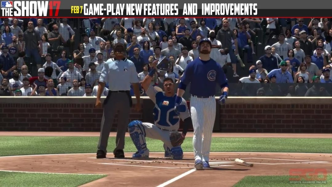 mlb the show 17 gameplay new features and improvements