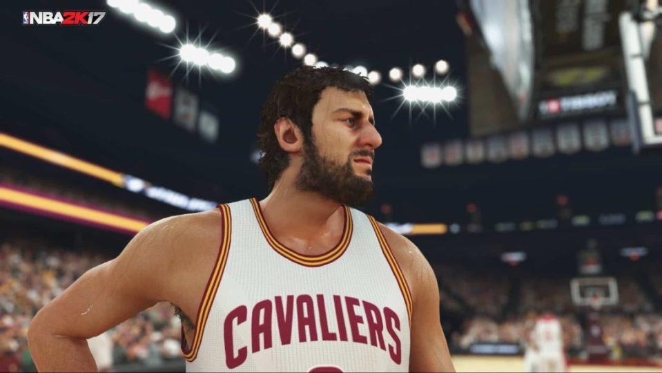 NBA 2K17 Roster Update