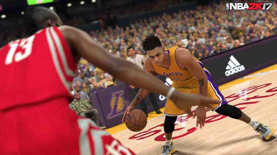 NBA 2K17 Offensive Badge Analysis