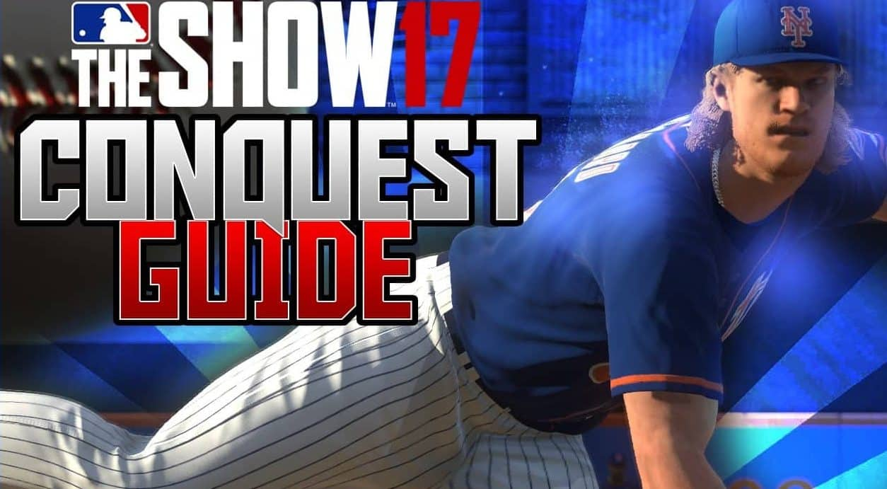 mlb the show 17 conquest