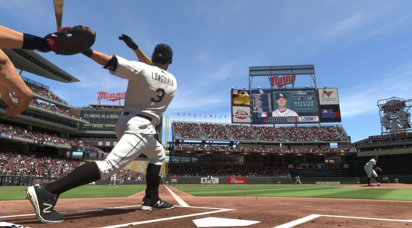 MLB The Show 17 Update 107 Sports Gamers Online