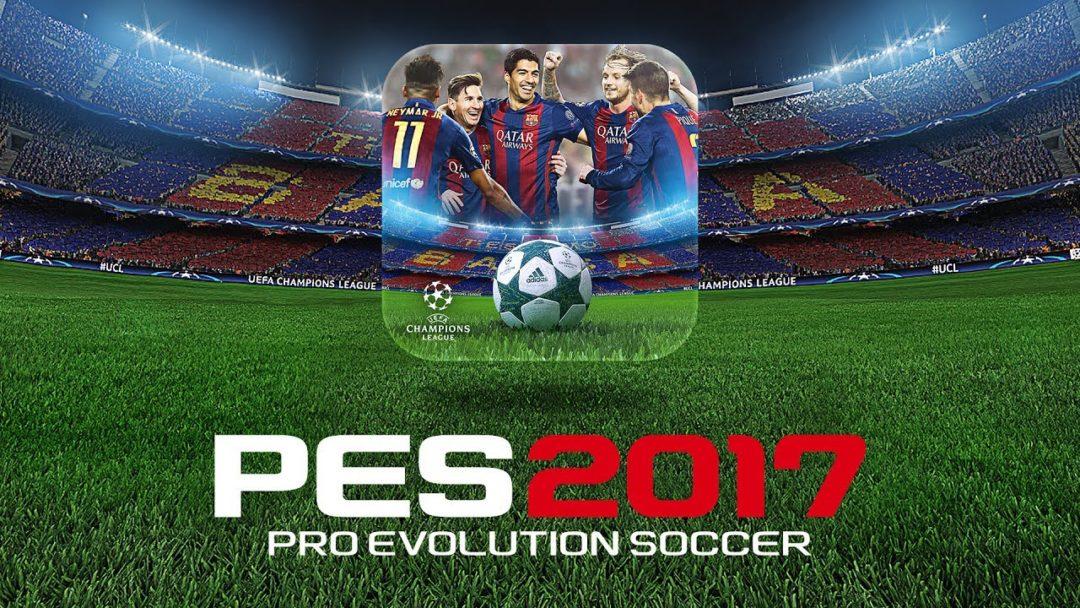 Pro Evolution Soccer (PES) 2017