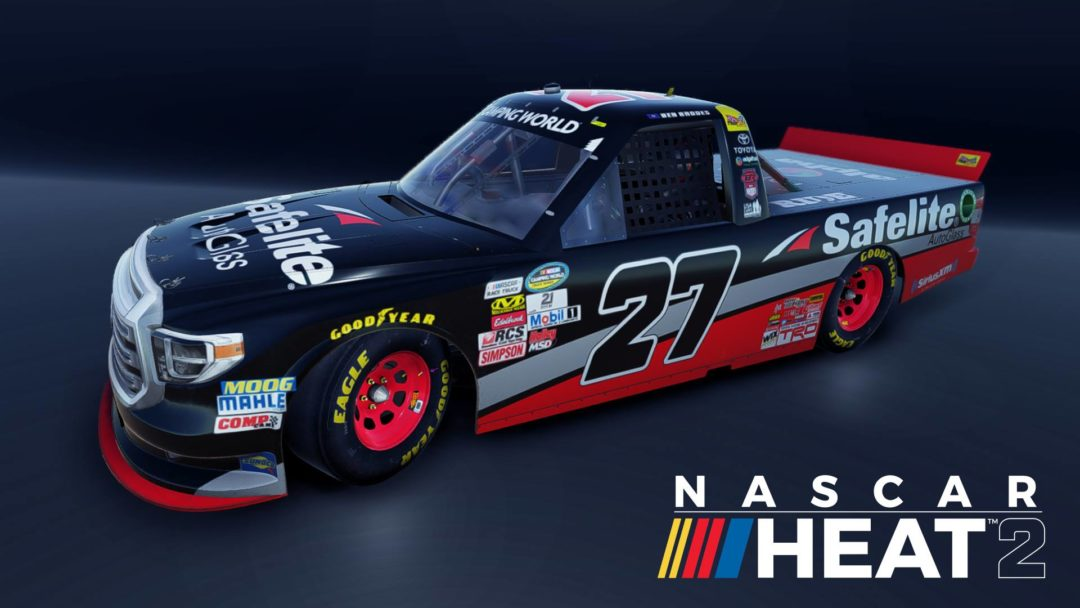 A Look At The Trucks Of NASCAR Heat 2 Sports Gamers Online