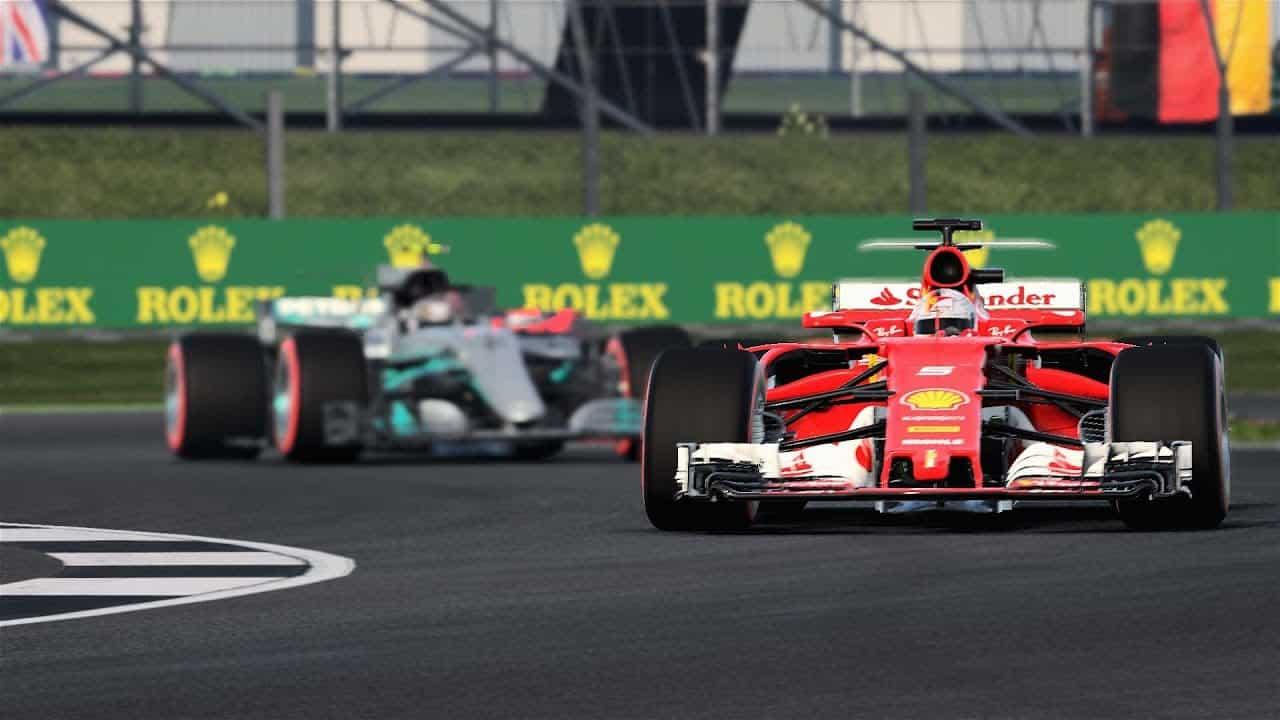 F1 2017 Gameplay Trailer
