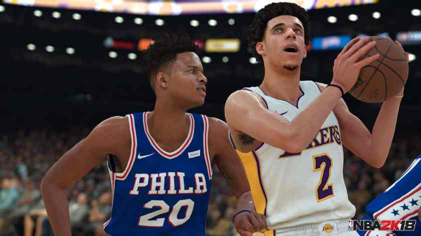 Image result for nba 2k18 gameplay