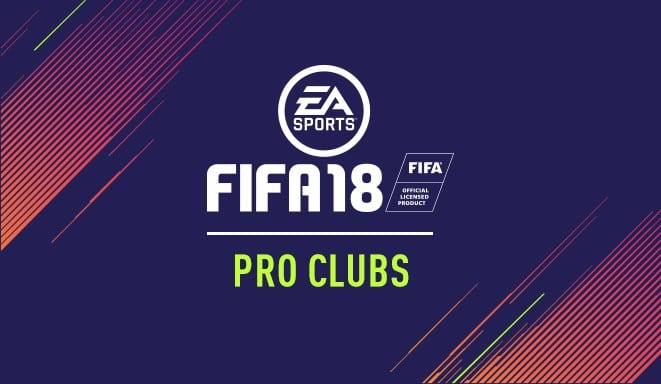 FIFA 18 Pro Clubs Gets Major Updates Sports Gamers Online