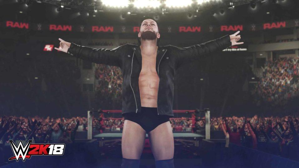 WWE 2K18 Patch 1.04