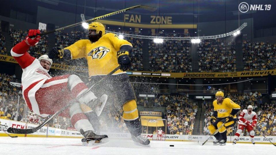 NHL 19 Ratings Refresh