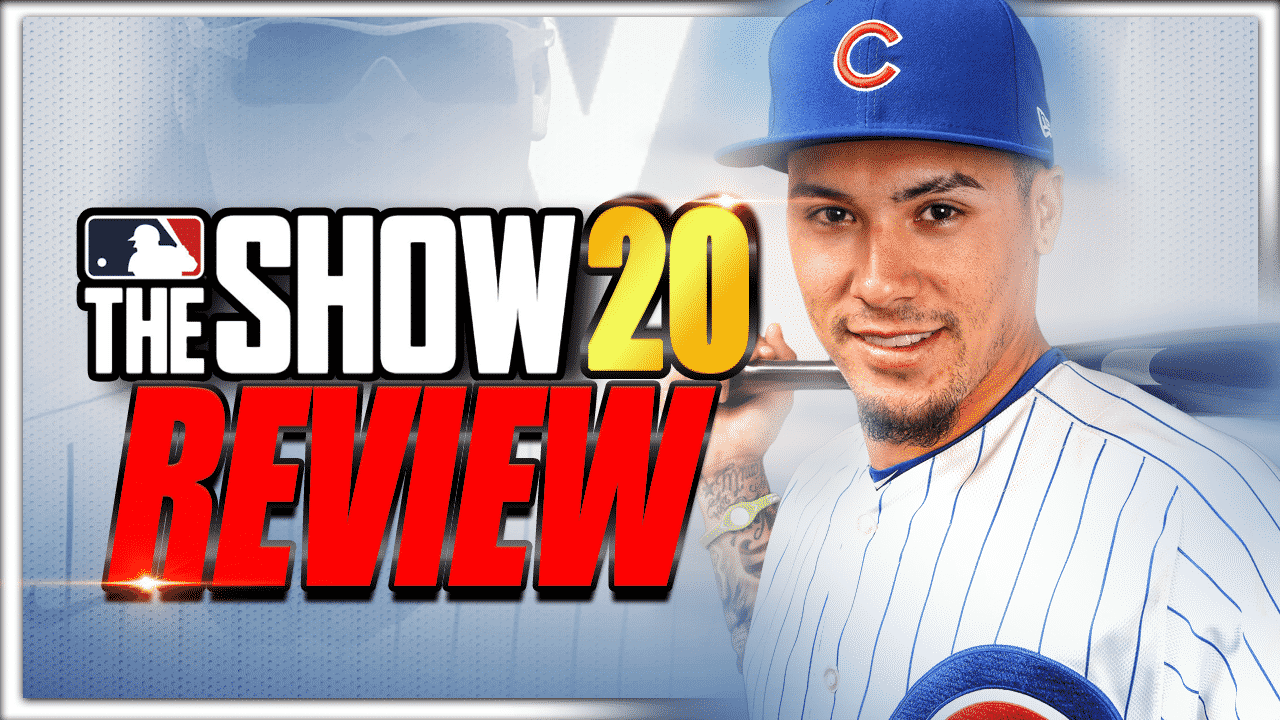 MLB The Show 20 review