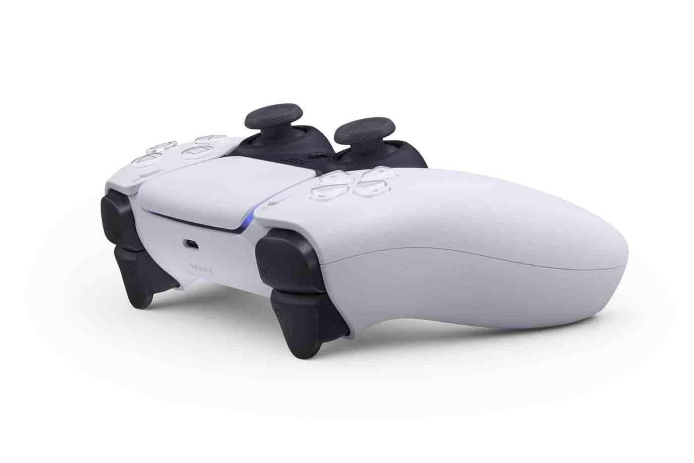 DualSense side PlayStation 5