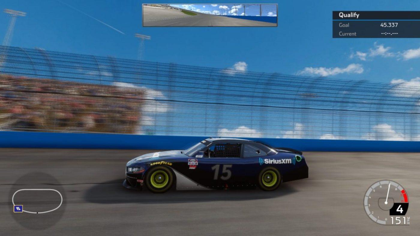 NASCAR Heat 5 Custom Car