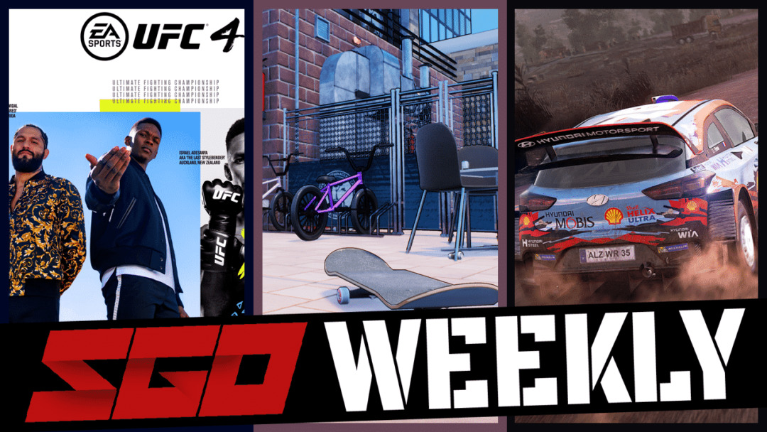 SGO Weekly UFC 4