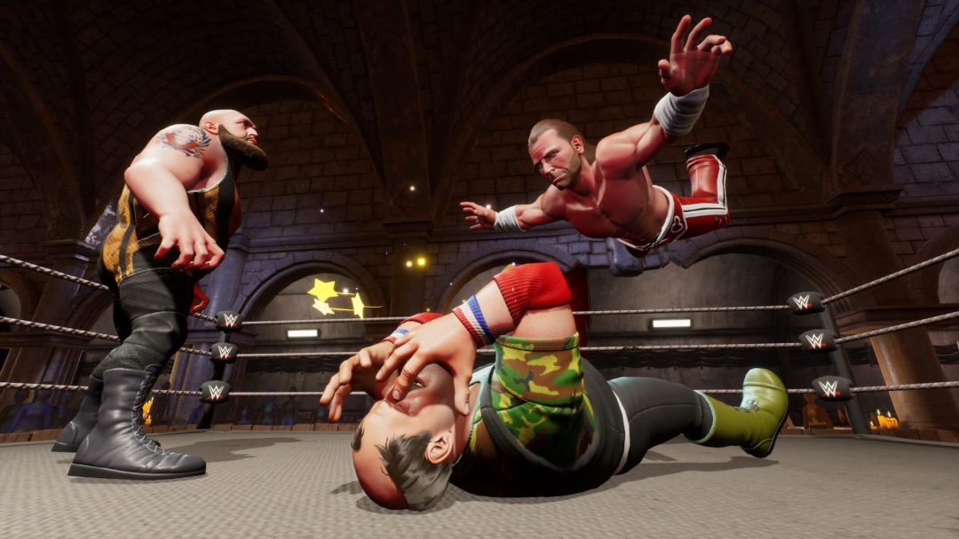 WWE 2K Battlegrounds Release Date Announced - Sports Gamers Online