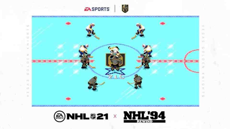 NHL 94 Rewind