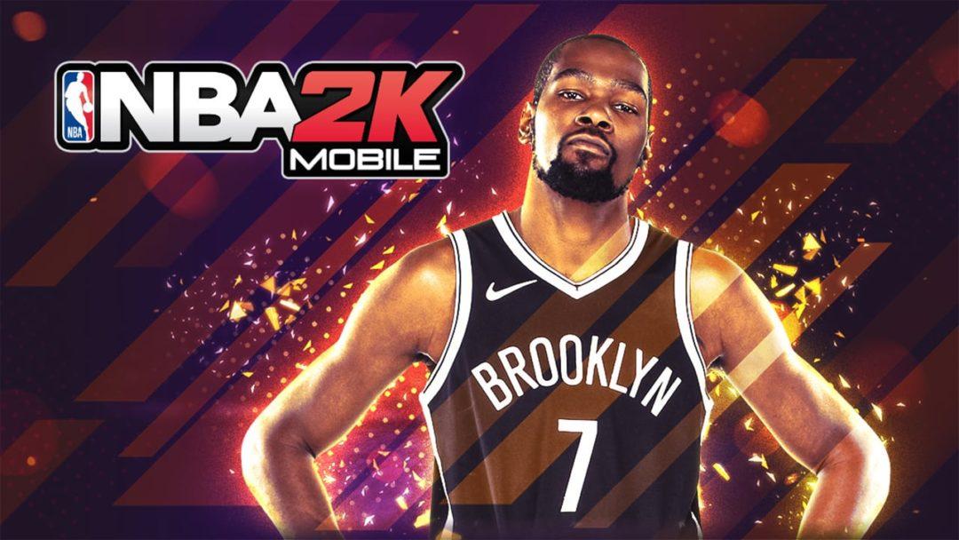 NBA 2K Kevin Durant