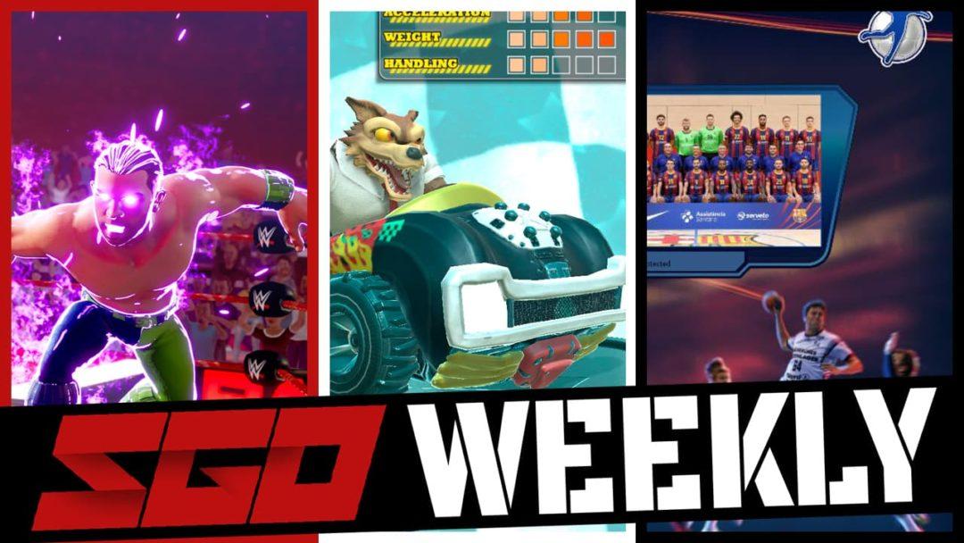 Handball Manager SGO Weekly