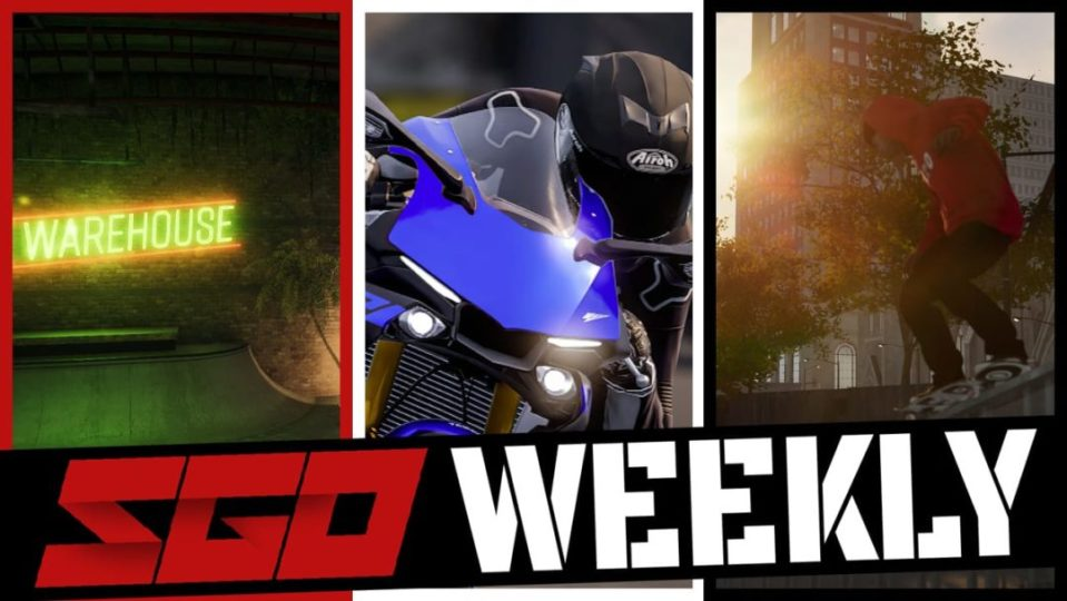 Skater XL Session SGO Weekly