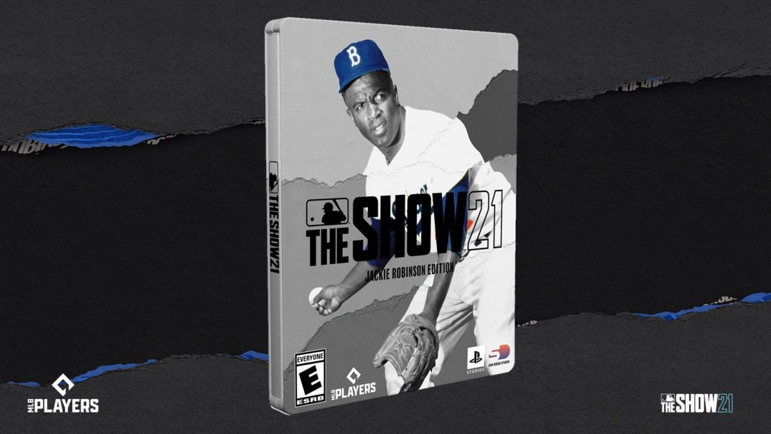 Jackie Robinson MLB The Show 21