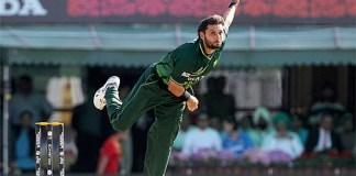 Shaid Khan Afridi Much Faster Than a Spinner