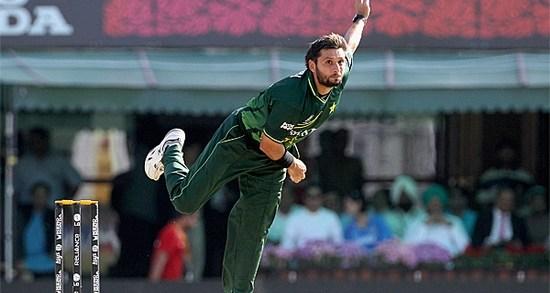 Shaid Khan Afridi Much Faster Than a Spinner