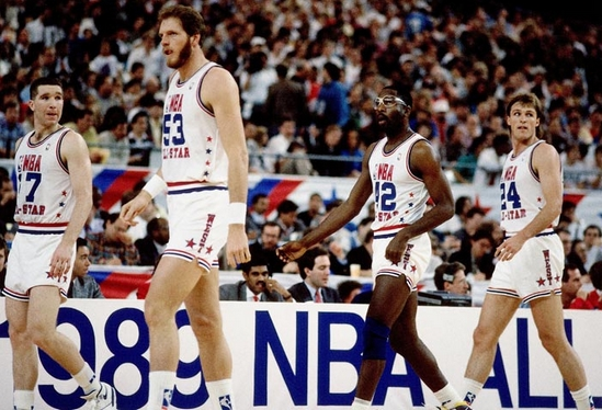 Mark Eaton tallest basketball player