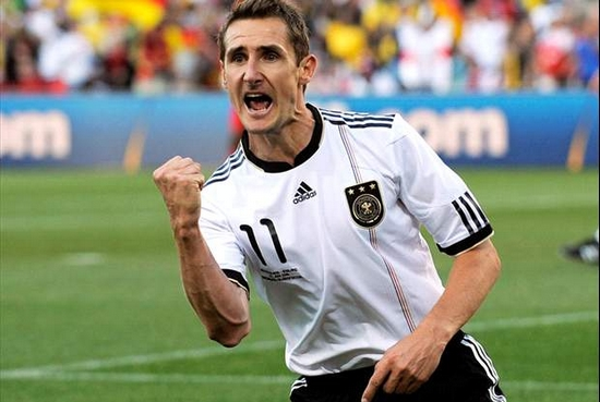Top Ten All Time FIFA World Cup Goal Scorers