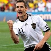 Miroslav Klose FIFA World Cup Goal Scorers