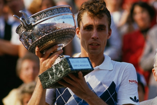 Ivan Lendl Most Grand Slam Singles Title Winners