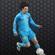 Lionel Messi 10 Cool HD Wallpapers