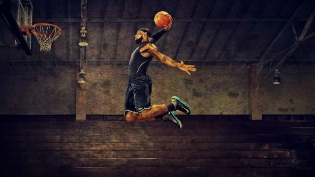 Lebron-James-13 King of NBA LeBron James HD Wallpapers