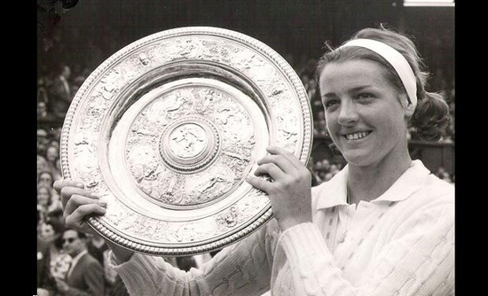 Margaret Court Grand Slam Champions