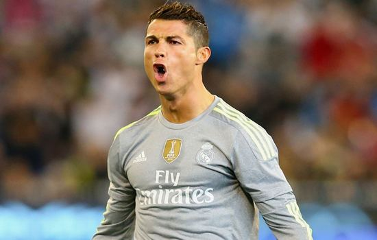 Top Cristiano Ronaldo Haircuts In Pictures - Cr7 new hairstyle 2014