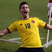 "James Rodríguez"" in World cup 2014"