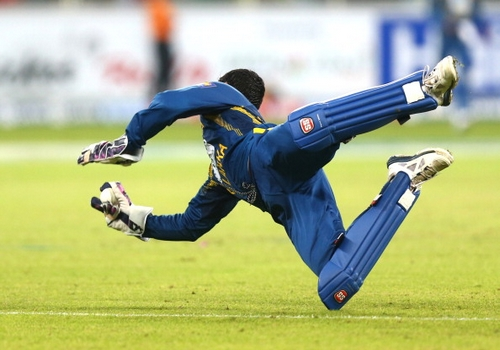 Top 20 Most Dismissals by Wicketkeeper in ODIs