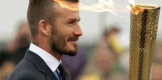 David Beckham Hair Styles