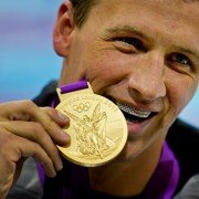 Ryan Lochte Top 10 Olympic Medalists in Swimming