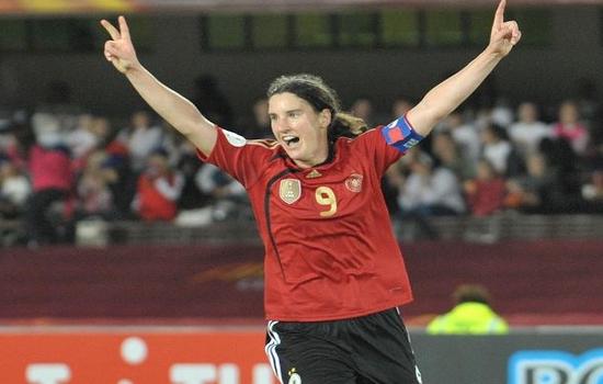 Birgit Prinz Top Goal Scores in FIFA Women's World Cup