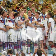 Germany Triumph Memorable Moments of 2014