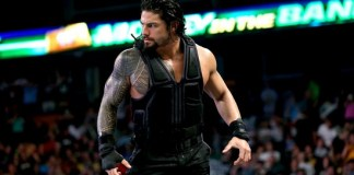 Roman Reigns WWE Royal Rumble 2015
