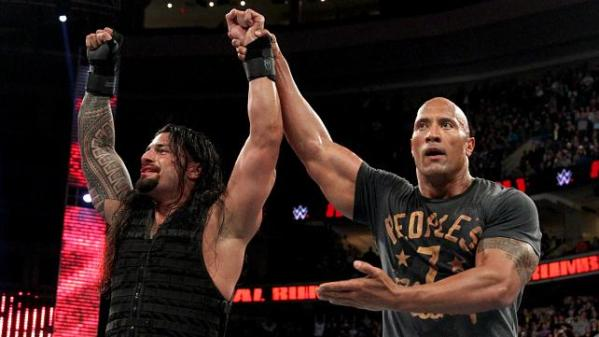 WWE Royal Rumble 2015 Pictures Enlighten the Whole Story