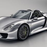 2015 Porsche 918 Spyder Most Expensive Sports Cars