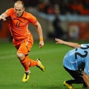 Arjen Robben Fastest Soccer Players in the World