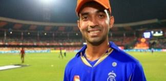 ajinka rahane Leading Run Scorer in IPL 2015