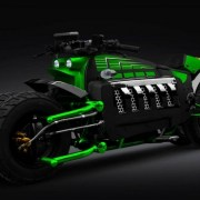 Dodge Tomahawk Fastest Sports Motorbikes in the World