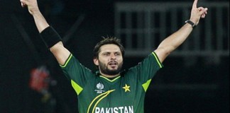 Shahid Afridi Highest Wicket-Takers in T-20