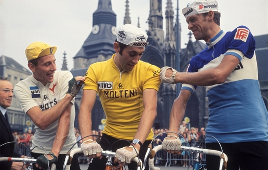 Top Ten All-Time Best Cyclists in the World