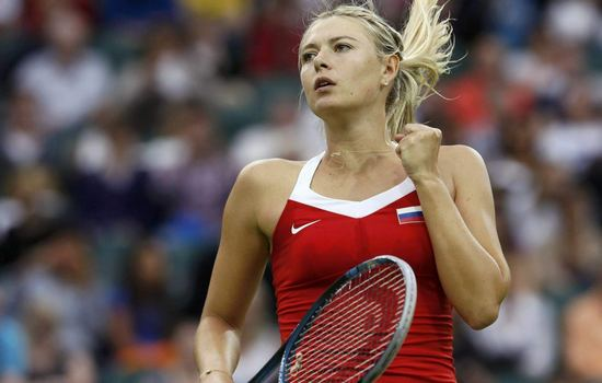 Maria Sharapova Highest Female Sports Earners