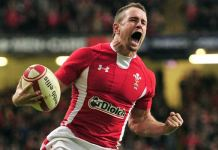 Shane Williams Fastest Rugby Union Players