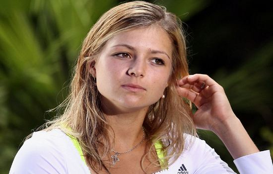 Maria Kirilenko Most Glamorous Female Athletes